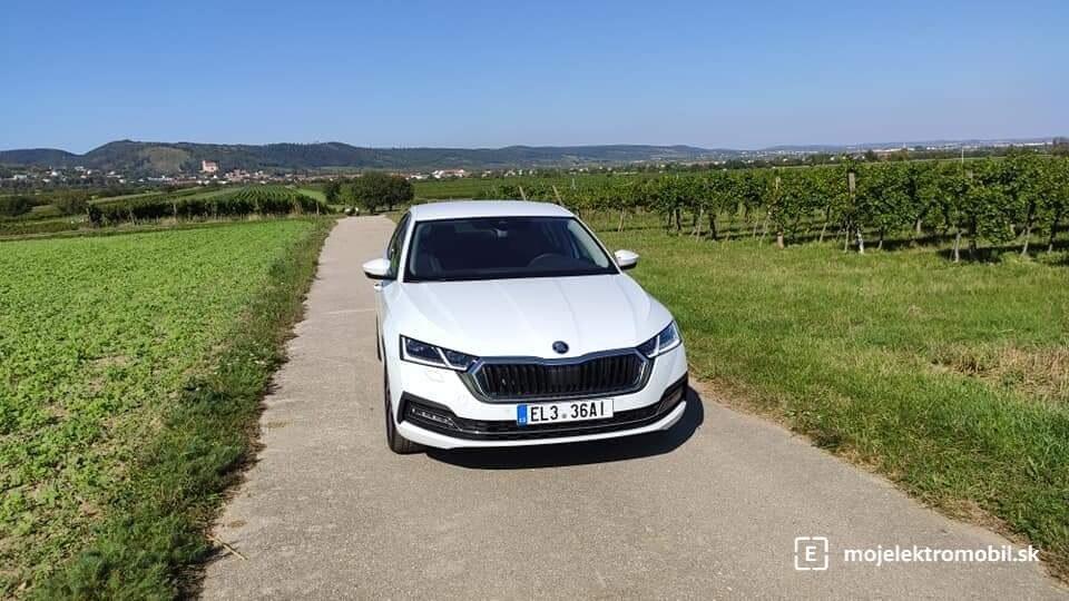 Škoda Octavia iV