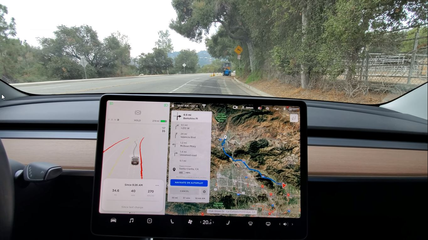 Tesla Full Self Driving Beta