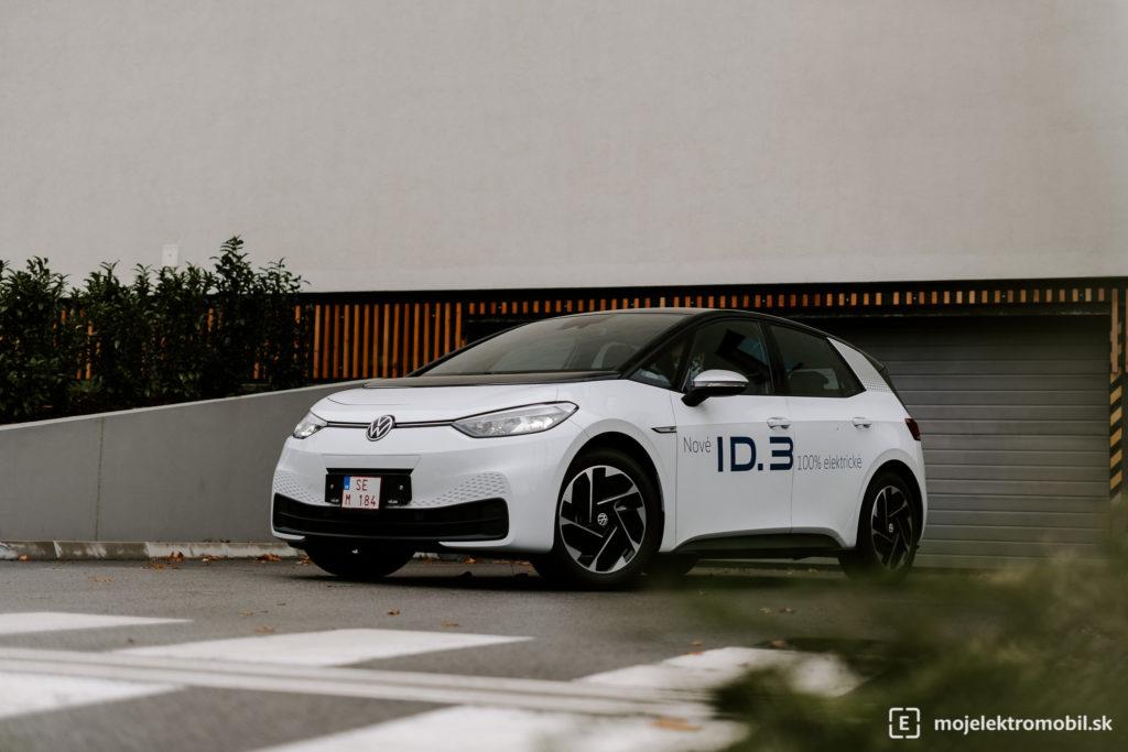 volkswagen vw ID.3 id3 test