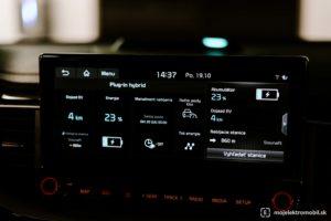 Kia Ceed SW PHEV plug-in hybrid