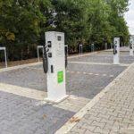 Nabíjací park Ladepark Kreuz Hilden