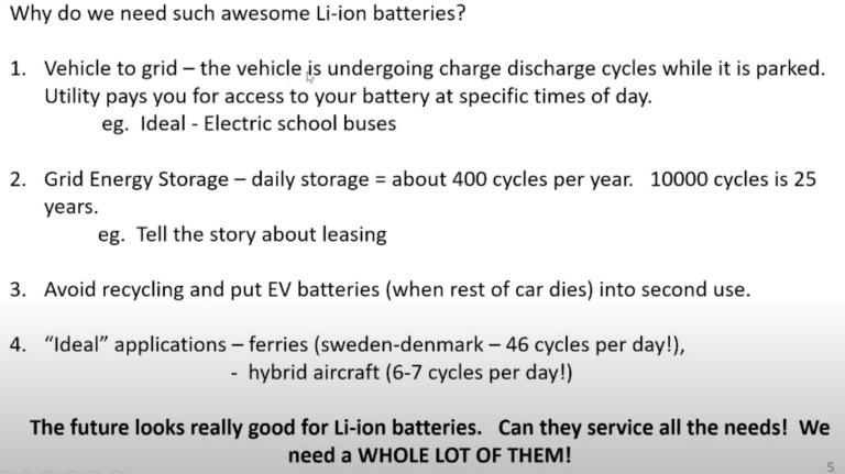 Testy batérie Tesla