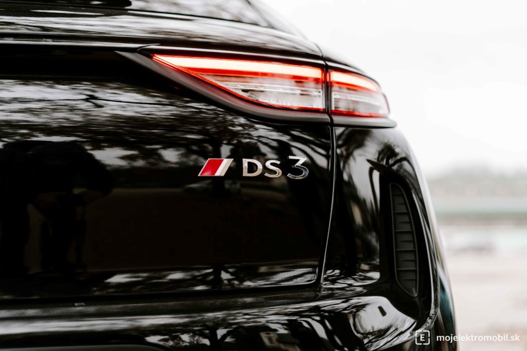 ds3 crossback e-tense test