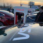 Tesla Superchager V3 Košice