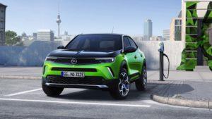 Slovenské ceny Opel Mokka-e (Zdroj: Opel)