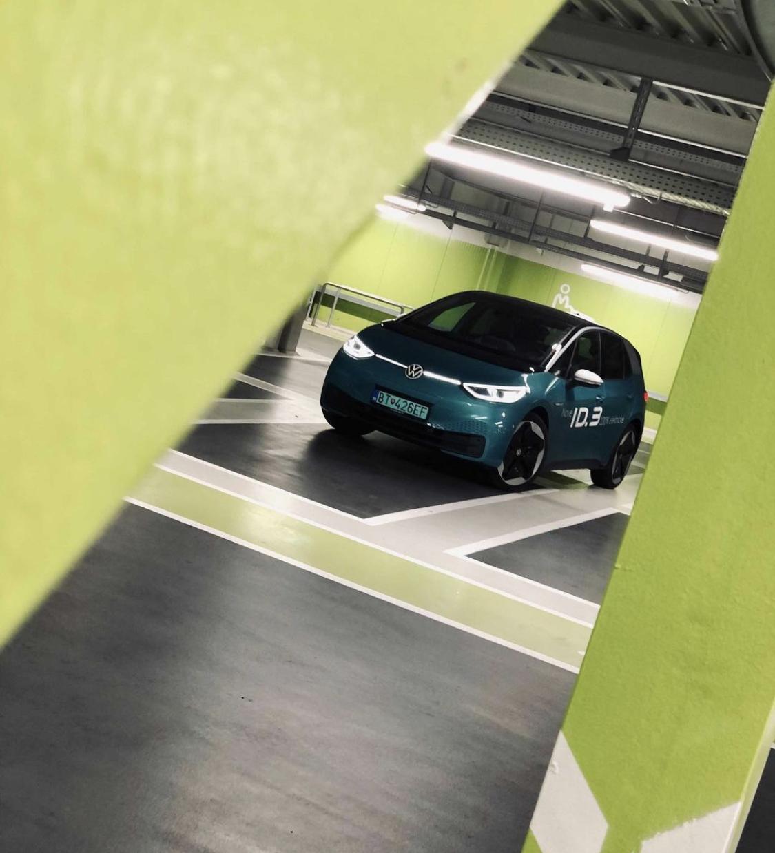 Slovenský test Volkswagen ID.3 (Foto: Radovan Hlôška)