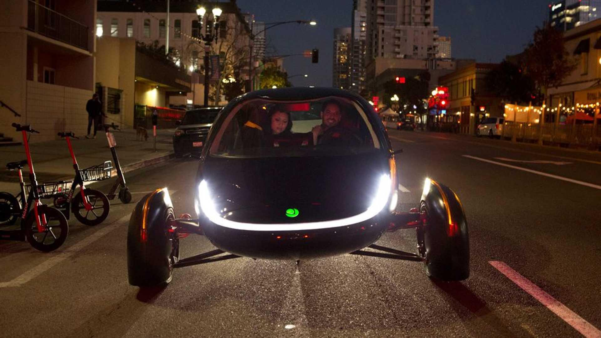 Elektromobil Aptera (Foto: Aptera)