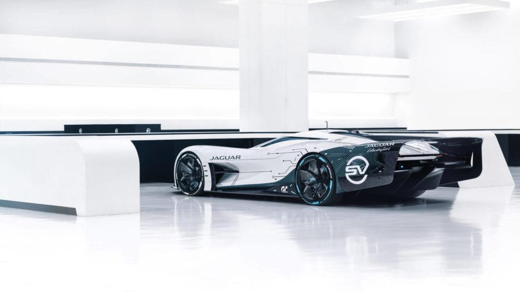 Jaguar Vision GT SV