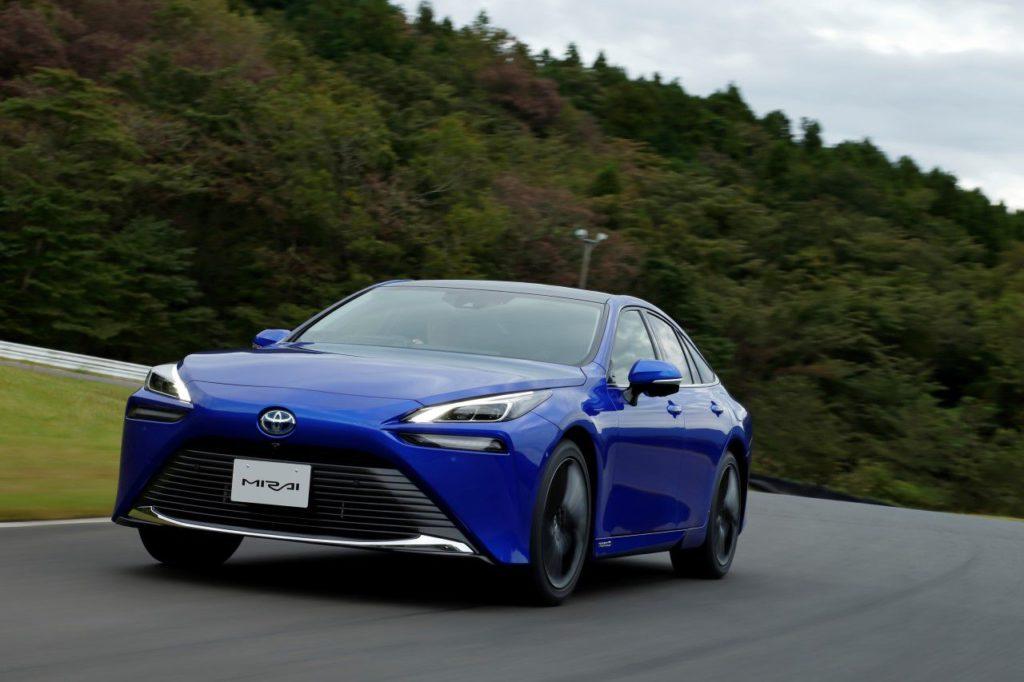 Toyota Mirai 2 gen