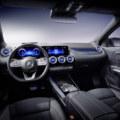 Mercedes-Benz EQ, EQA 250, AMG Line, mountaingrau magno, Studioaufnahme /