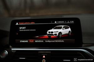 BMW X3 30e Test plug-in hybrid