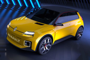 renault 5 prototyp elektromobil
