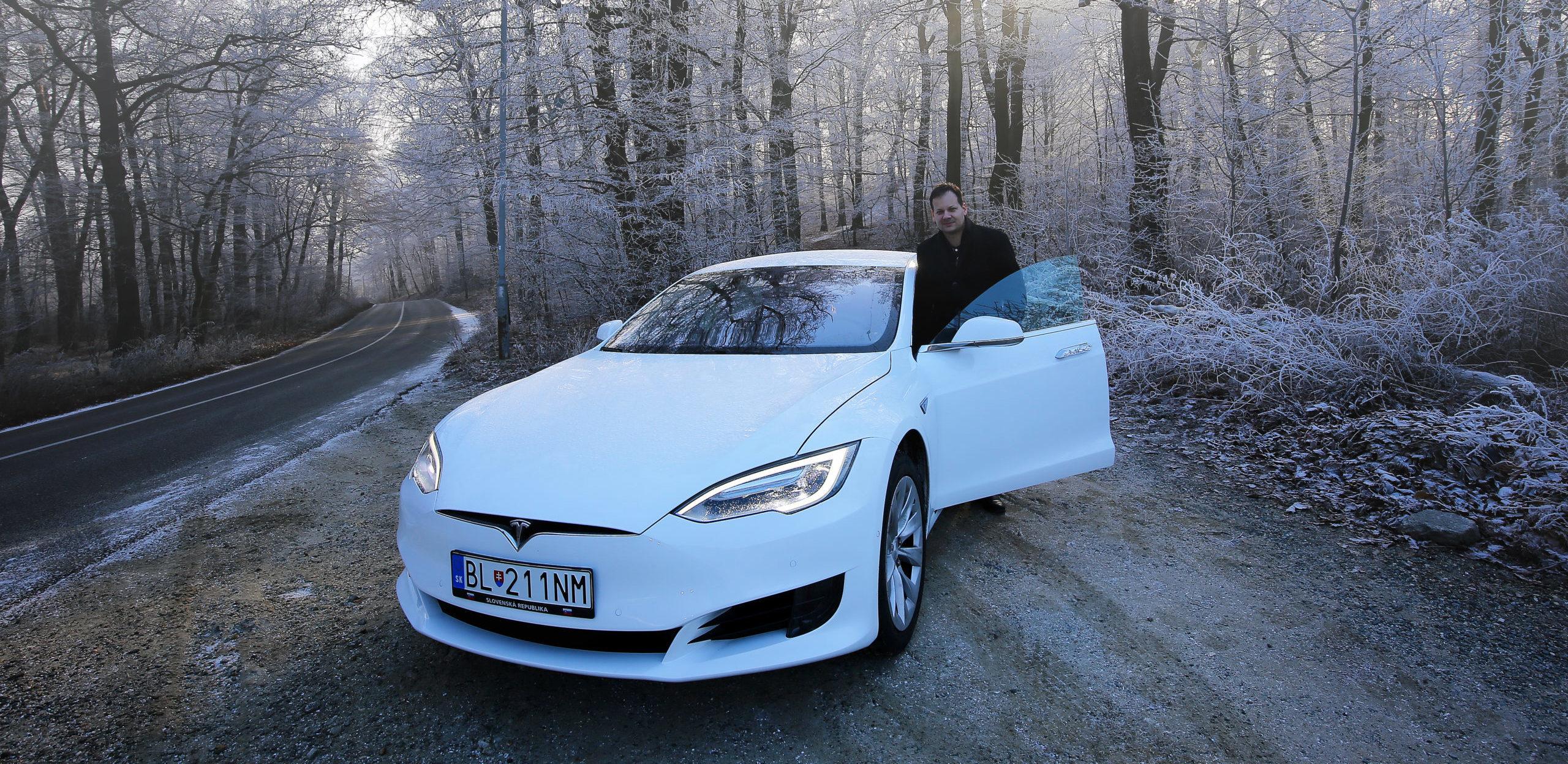 Tesla Model S Tomáš Gurský Guri rozhovor