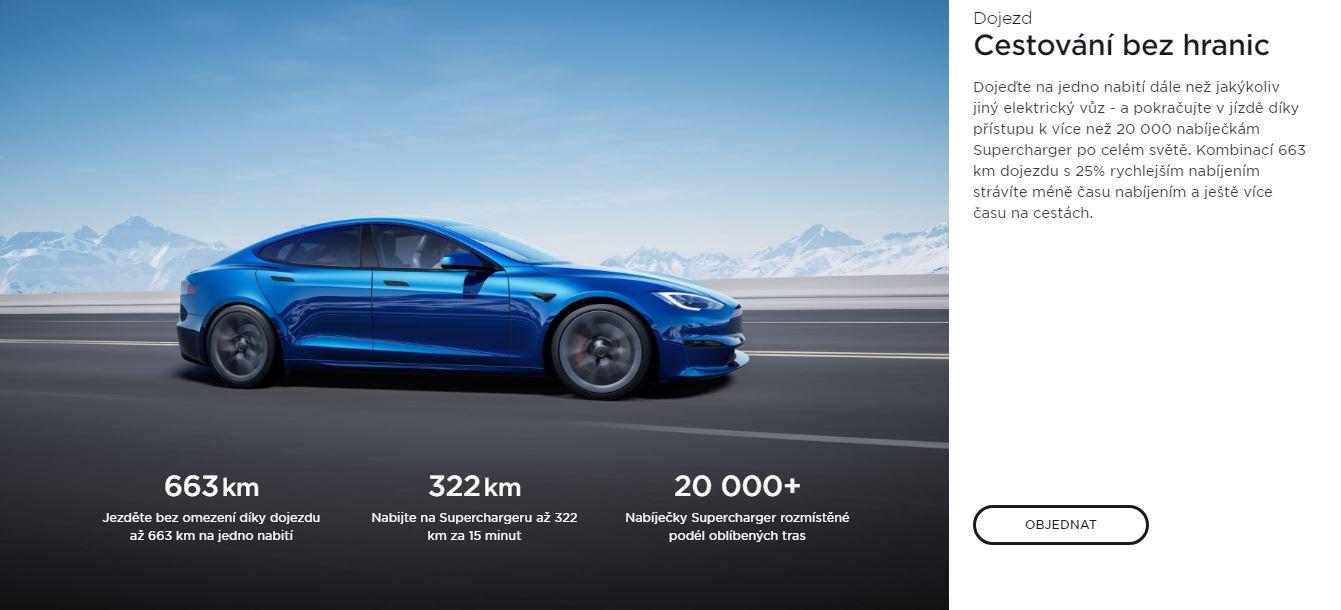 Tesla Model S nabíjanie (Foto: Tesla)