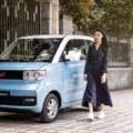 Wuling Hong Guang MINI EV lacný čínsky elektromobil