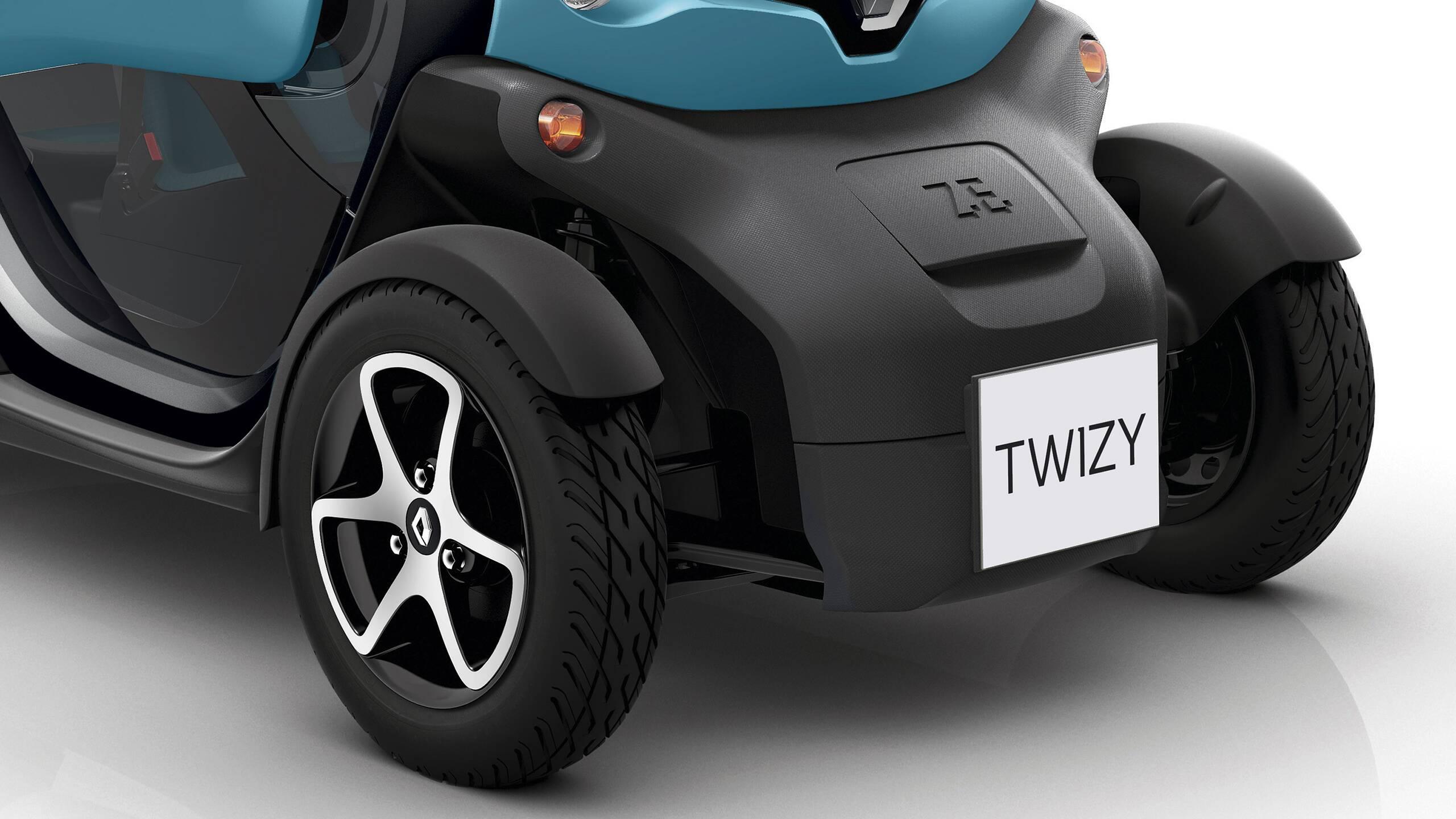 Renault Twizy (Foto: Renault Slovensko)