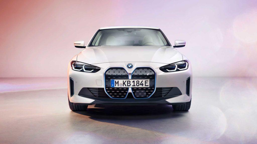 BMW i4 elektromobil