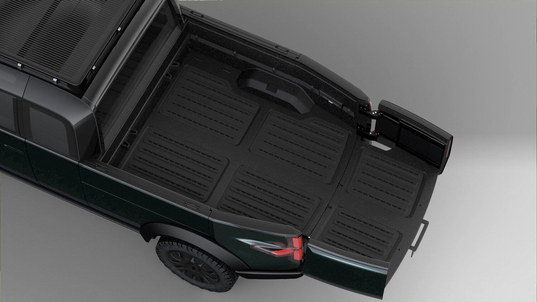 Pickup Canoo (Zdroj: Canoo)