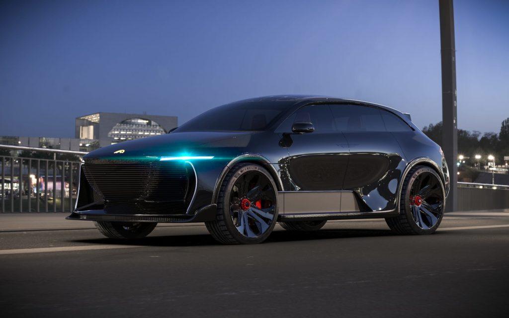 Solárny elektromobil Humble