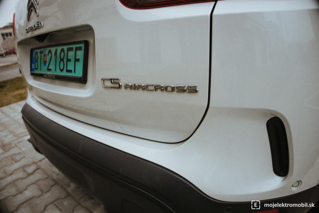 Citroen C5 Aircross plug-in hybrid PHEV TEST