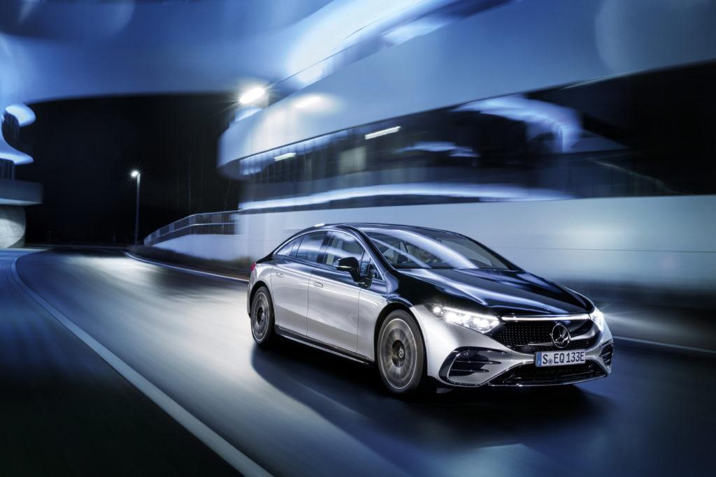 Mercedes-Benz EQ, EQS 580 4MATIC