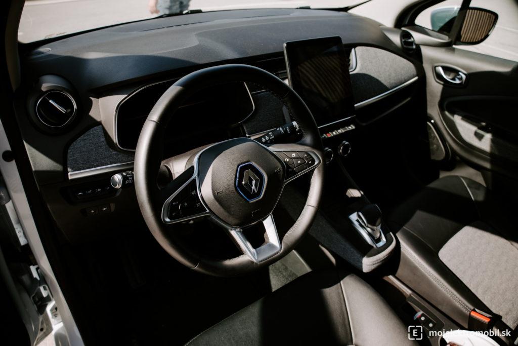 Renault Zoe test