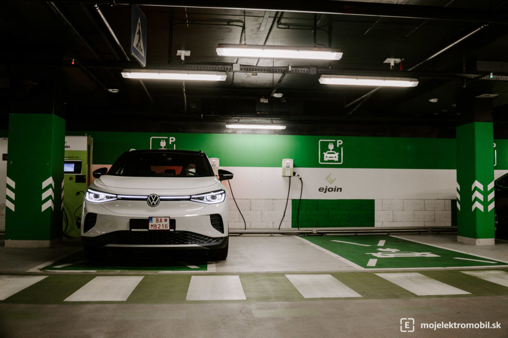Volkswagen ID.4 77kWh TEST