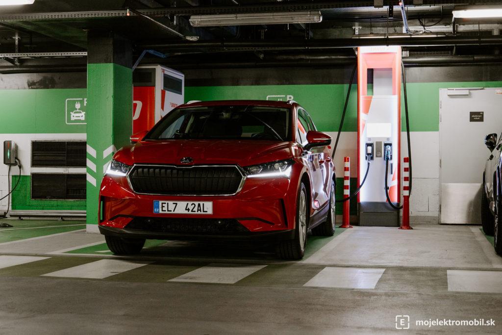 Škoda ENYAQ iV 80