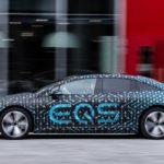 Mercedes-Benz EQS (Foto: Mercedes)