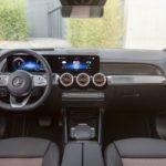 Mercedes-Benz EQB - interiér (Foto: Mercedes)
