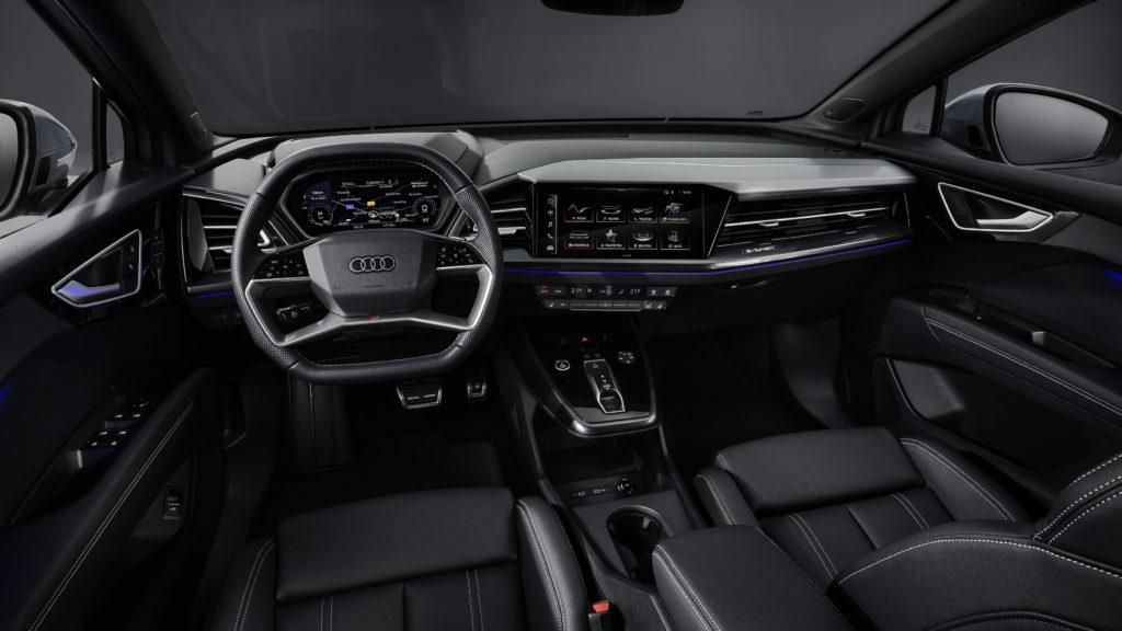Audi Q4 Sportback 50