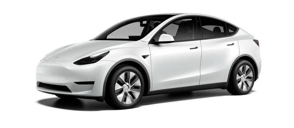 2021 Tesla Model Y Standard Range (Foto: Tesla)