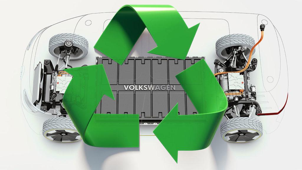 Recyklácia batérií