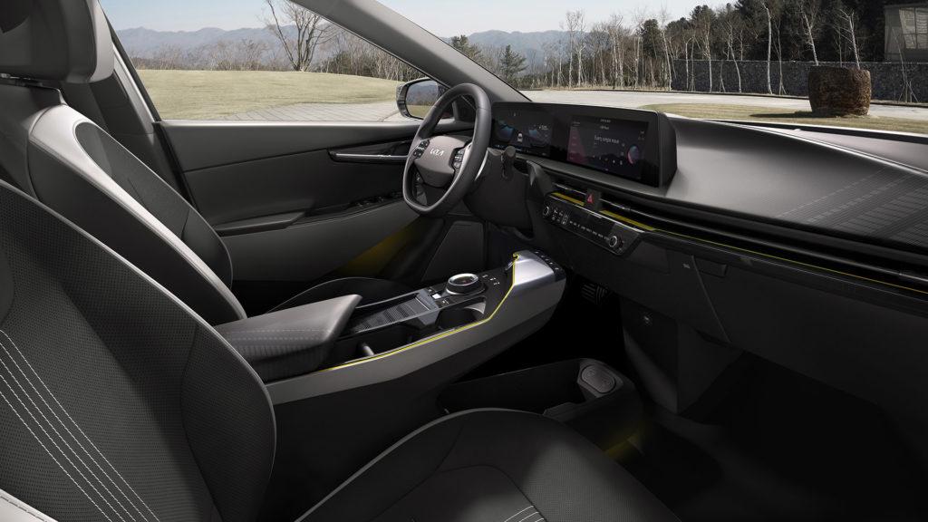 KIA EV6 elektromobil cenník cena