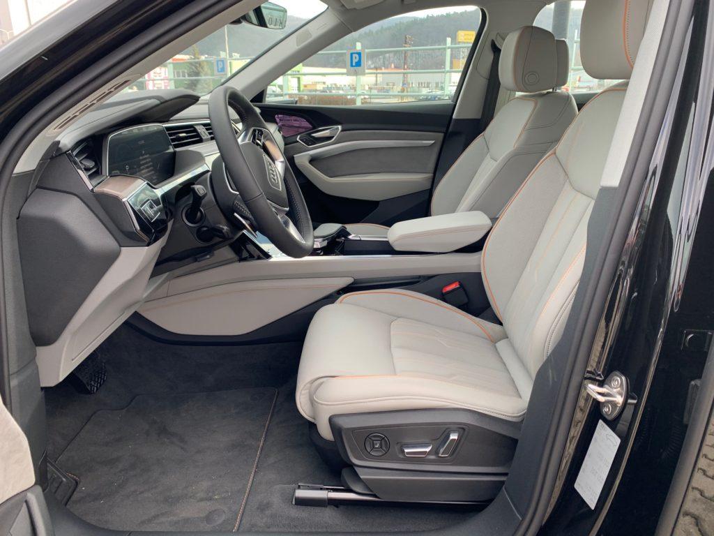 Audi e-tron rozhovor