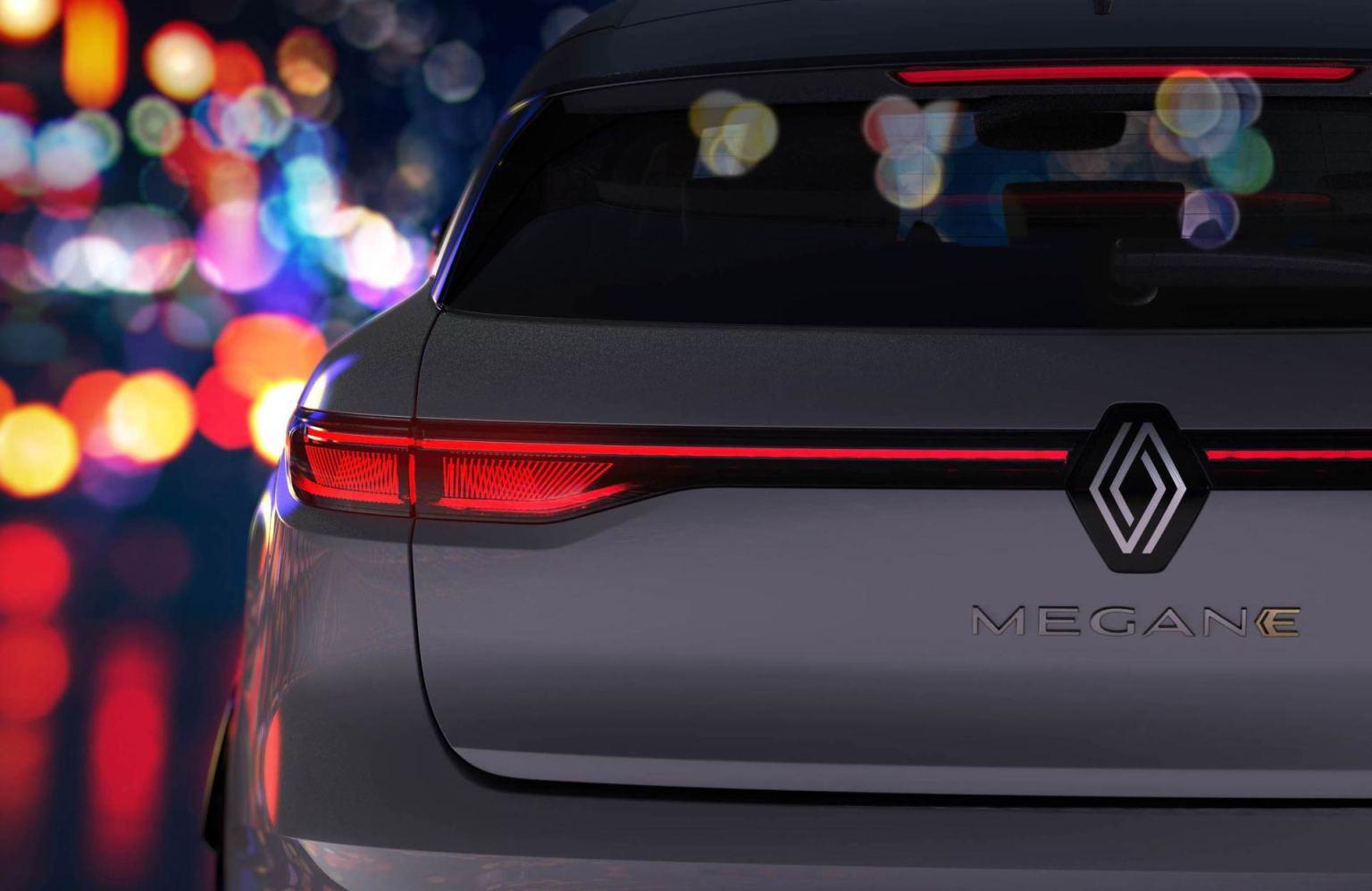 2021 Renault Mégane E-TECH Electric (Foto: Renault)
