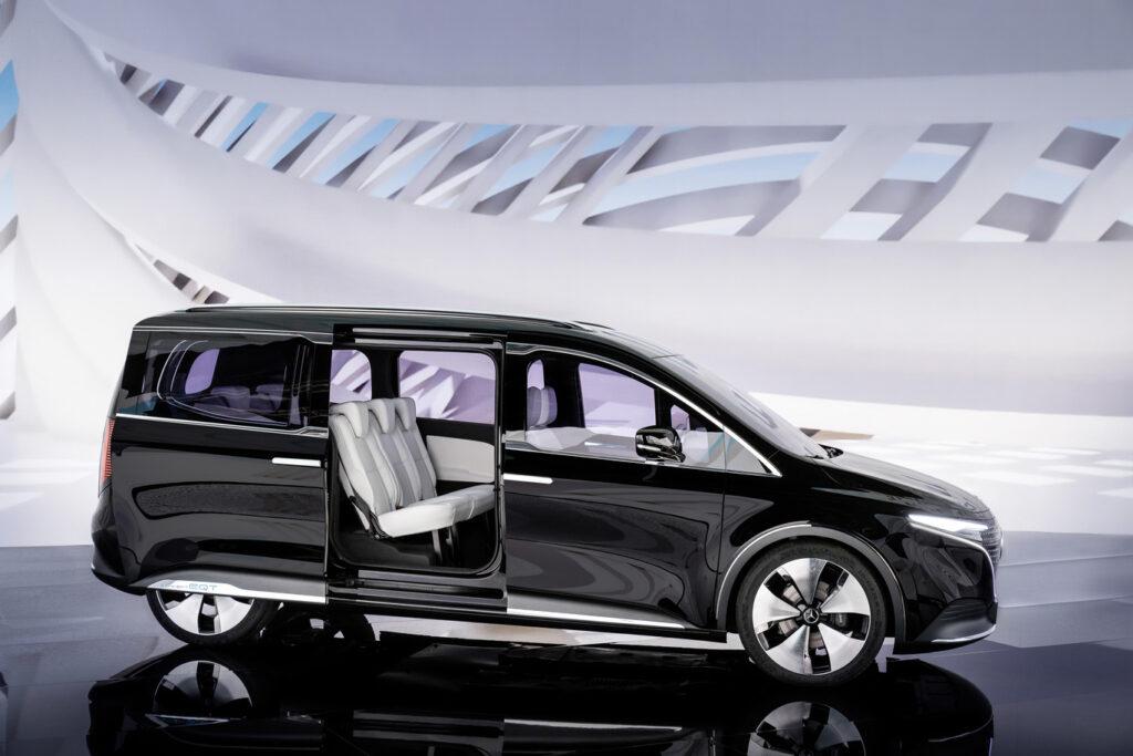 Koncept Mercedes-Benz EQT