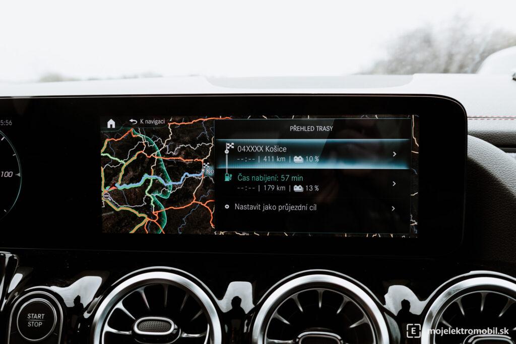 Mercedes EQA TEST