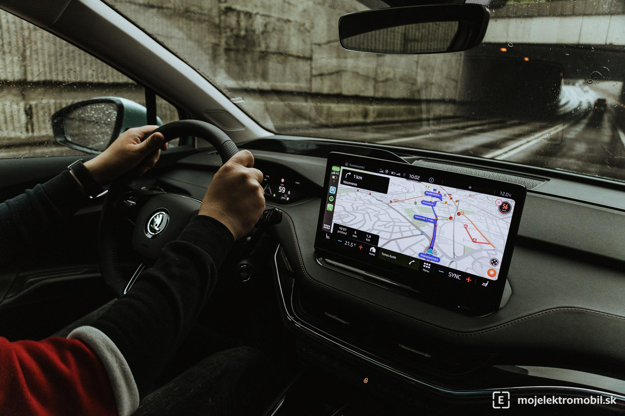 Škoda Enyaq iV 80 TEST