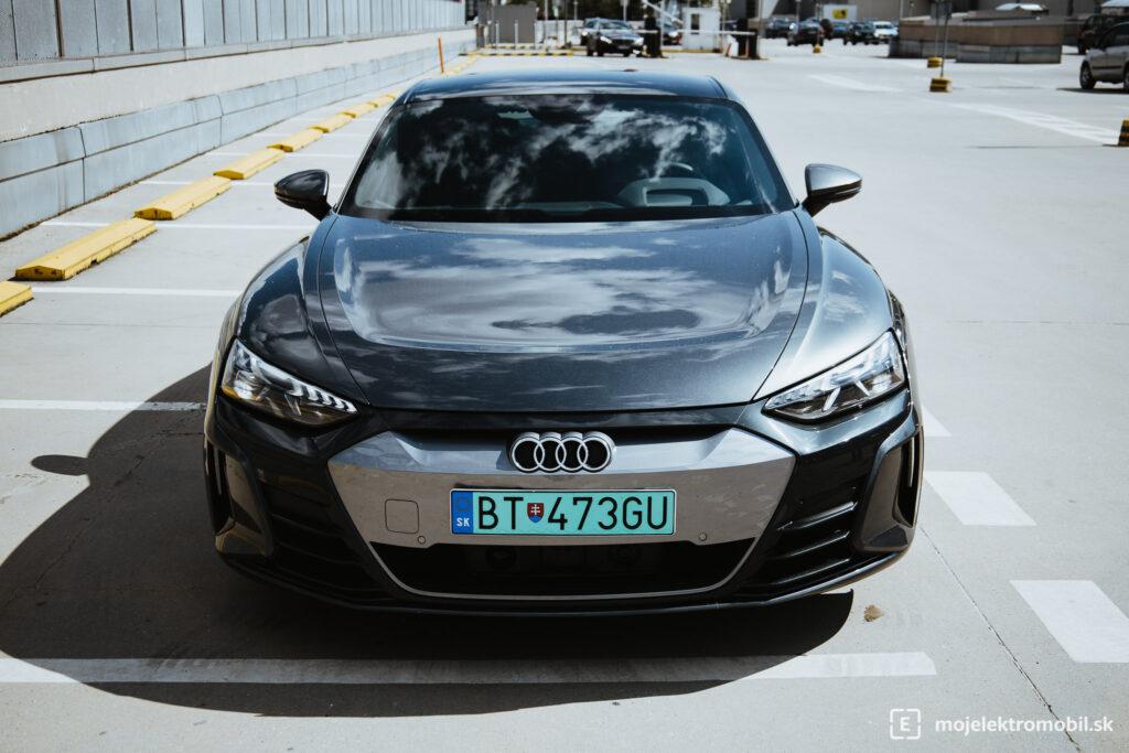 Audi e-tron GT TEST