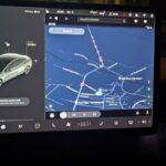 Android Auto v Tesle (Foto: Reddit/Emil Borconi)