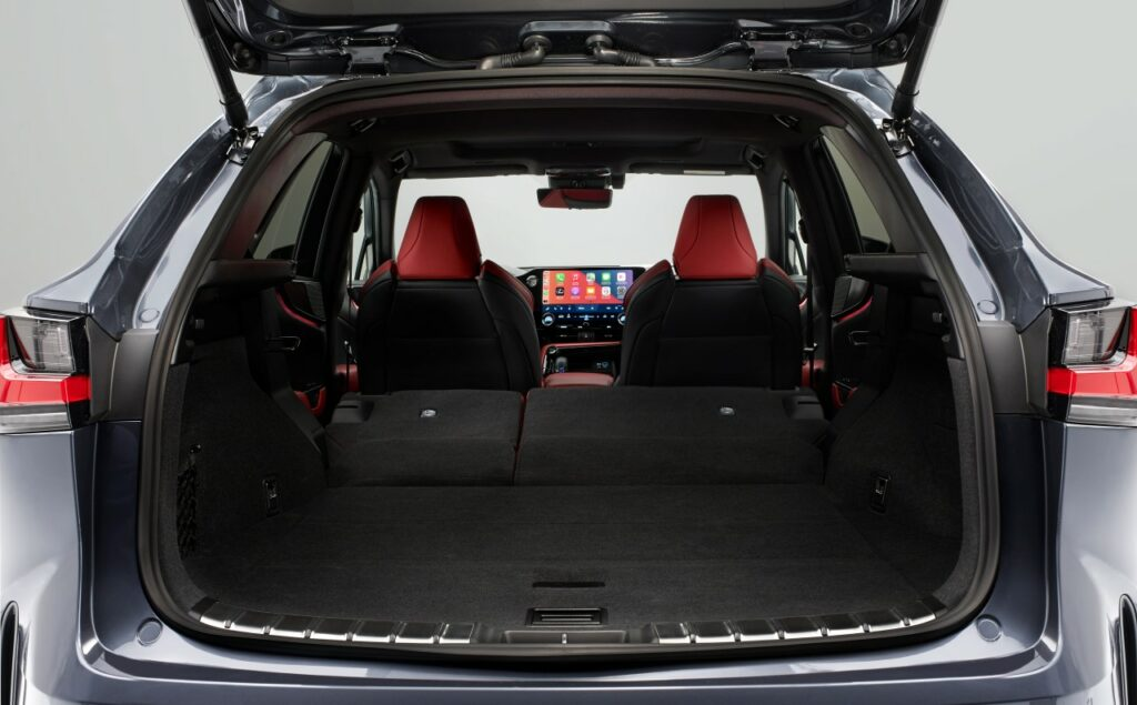 Lexus NX 450h+ plug-in hybrid