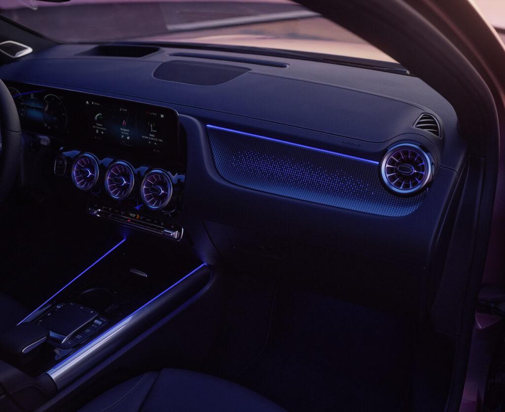 Nová EQA od Mercedes-EQ