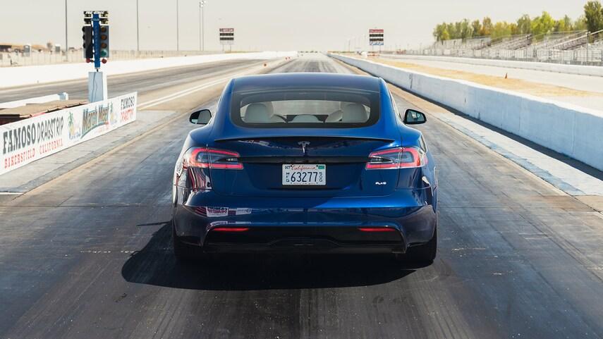 Tesla Model S Plaid I Foto: MotorTrend