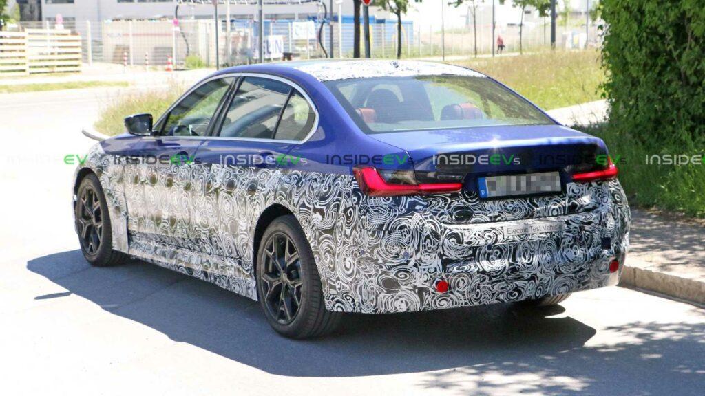 BMW 3 elektromobil