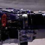 Nový elektromotor / pohonná jednotka Tesla Model S Plaid (Foto: Tesla)