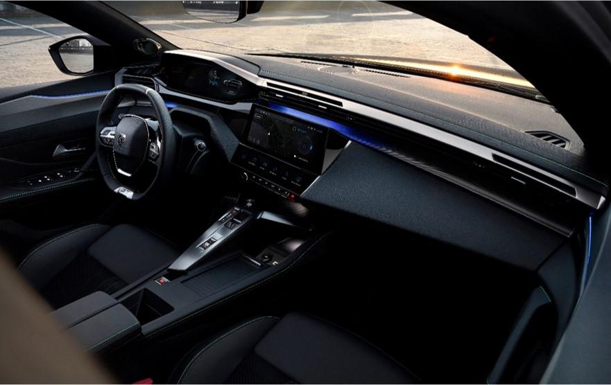 Peugeot 308 SW plug-in hybrid