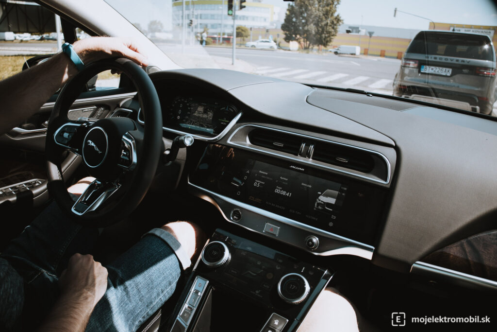 Testovacie jazdy Jaguar Land Rover