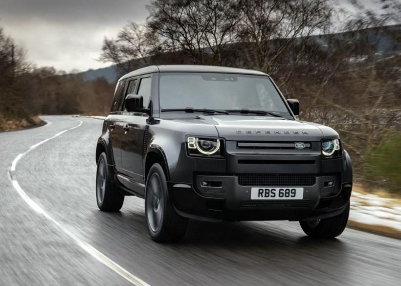 Land Rover Defender   Zdroj: JLR