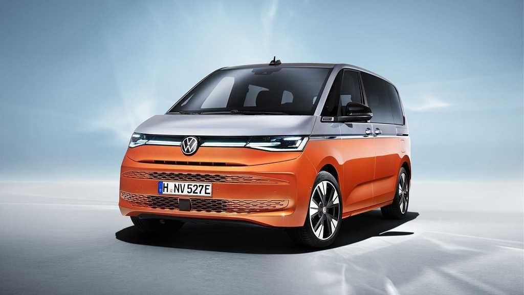 Volkswagen Multivan plug-in hybrid (Foto: VW)